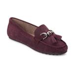 Aerosoles Womens Soft Drive Comfort Loafers
