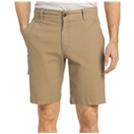 G.H. Bass & Co. Mens Canvas Casual Chino Shorts