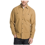 G.H. Bass & Co. Mens Utility Pocket Shirt Jacket