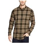 G.H. Bass & Co. Mens Fireside Flannel Button Up Shirt
