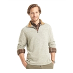 G.H. Bass & Co. Mens Rock Fleece Pullover Sweater