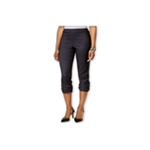 Style&co. Womens Cropped Skinny Casual Trousers