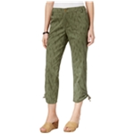 Style&co. Womens Dashing Casual Cropped Pants