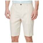I-N-C Mens Smith Linen-Blend Casual Walking Shorts
