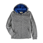 Aeropostale Mens Marled FZ Fleece Jacket