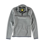 Aeropostale Mens Logo Fleece Jacket