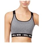 energie Womens I Will Win Sports Bra