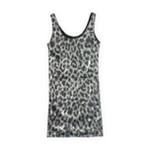 Ecko Unltd. Womens Animal Sequins Tank Dress
