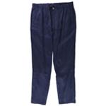 Tasso Elba Mens Drawstring Casual Trouser Pants