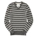 Aeropostale Mens Stripe Pullover Sweater