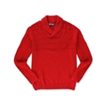 Chaps Mens Shawl Neck Pullover Sweater