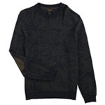 Tasso Elba Mens Knit Pullover Sweater