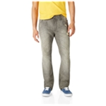 Aeropostale Mens Essex Straight Leg Jeans