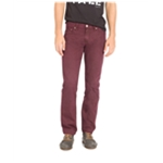 Aeropostale Mens Bowery Straight Slim Fit Jeans