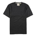 Tasso Elba Mens Print Basic T-Shirt