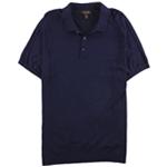 Tasso Elba Mens Casual Rugby Polo Shirt