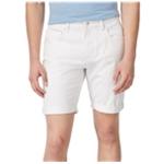 I-N-C Mens Tatum Casual Denim Shorts