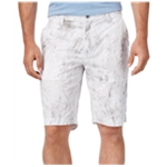 I-N-C Mens Jetsam Print Casual Walking Shorts
