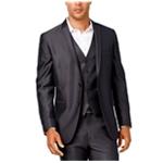 I-N-C Mens Professional Two Button Blazer Jacket