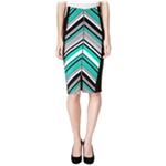 XOXO Womens Midi Pencil Skirt