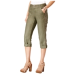 I-N-C Womens Embellished Casual Cargo Pants