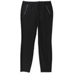 Alfani Womens Zip-Pocket Casual Trousers