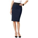 I-N-C Womens Pull-On Pencil Skirt