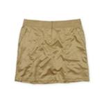 IZOD Womens Perform X Swingflex Metallic Golf Mini Skirt