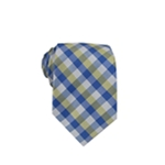 Club Room Mens Plaid Necktie
