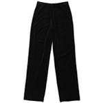 Alfani Womens Velvet Casual Trousers