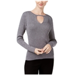 I-N-C Womens Cutout Pullover Sweater