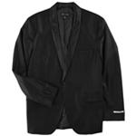 I-N-C Mens Slim Fit Customizable One Button Blazer Jacket