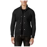 I-N-C Mens Zip up Quilted Jacket