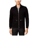 I-N-C Mens Faux-Fur Knit Jacket