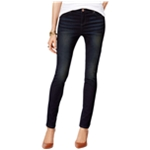 I-N-C Womens Whiskered Skinny Fit Jeans