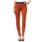 I-N-C Womens Faux Suede Casual Leggings