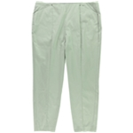 Alfani Womens Seamed Casual Trousers