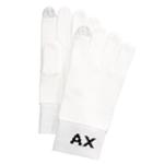 Armani Mens Letter Knit Gloves
