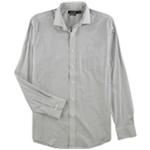 Ralph Lauren Mens Striped Button Up Dress Shirt