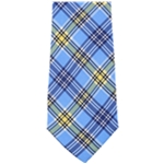 Ralph Lauren Mens Tartan Self-tied Necktie