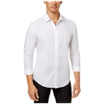 I-N-C Mens Beaded LS Button Up Shirt