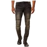 I-N-C Mens Horizon Wash Skinny Fit Jeans