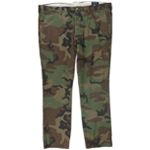 Ralph Lauren Mens Slim-Fit Camo Casual Chino Pants