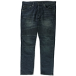 Ralph Lauren Mens Stretch Moto Slim Fit Jeans