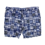 Ralph Lauren Mens Patchwork Casual Walking Shorts