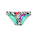 Raisins Womens Lowrider Bikini Swim Bottom