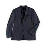 Ralph Lauren Mens Herringbone Two Button Blazer Jacket