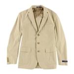 Ralph Lauren Mens Stretch Chino Three Button Blazer Jacket