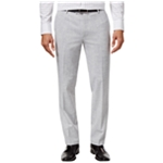 I-N-C Mens Slim Fit Chambray Casual Trousers