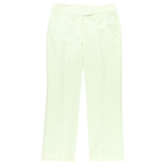 Tahari Womens Textured Casual Trousers